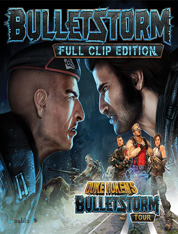 دانلود بازی Bulletstorm Full Clip Edition برای PC