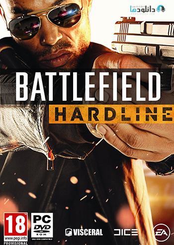 Battlefield Hardline pc cover small دانلود بازی Battlefield Hardline برای PC