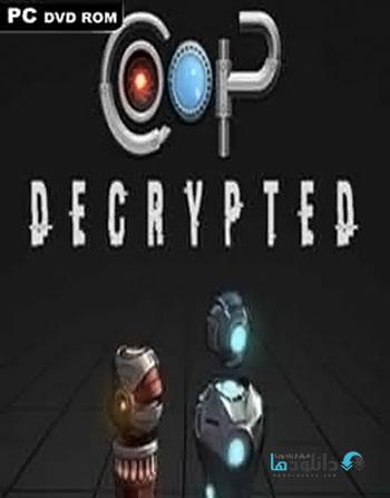 CO OP Decrypted pc cover دانلود بازی CO OP Decrypted برای PC