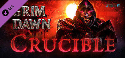 Grim Dawn Crucible Mode DLC pc cover دانلود بازی Grim Dawn Crucible برای PC