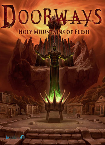 Doorways Holy Mountains of Flesh PC cover دانلود بازی Doorways Holy Mountains of Flesh برای PC