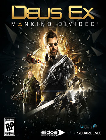 Deus Ex Mankind Divided pc cover small دانلود بازی Deus Ex Mankind Divided برای PC