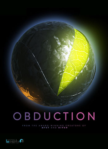 Obduction pc cover دانلود بازی Obduction برای PC