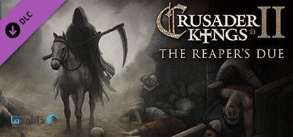 Crusader Kings II The Reapers Due pc cover دانلود بازی Crusader Kings II The Reapers Due برای PC