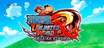 دانلود-بازی-One-Piece-Unlimited-World-Red-Deluxe-Edition
