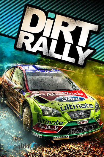 DiRT Rally pc cover دانلود بازی DiRT Rally برای PC