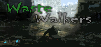 Waste Walkers pc cover دانلود بازی Waste Walkers Deliverance برای PC