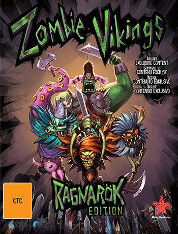Zombie Vikings pc cover small دانلود بازی Zombie Vikings برای PC