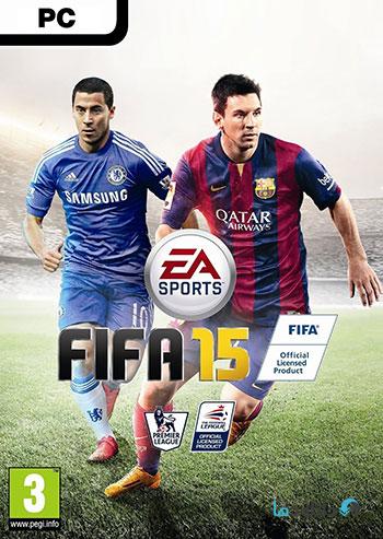 FIFA 15 pc cover small دانلود بازی FIFA 15 برای PC
