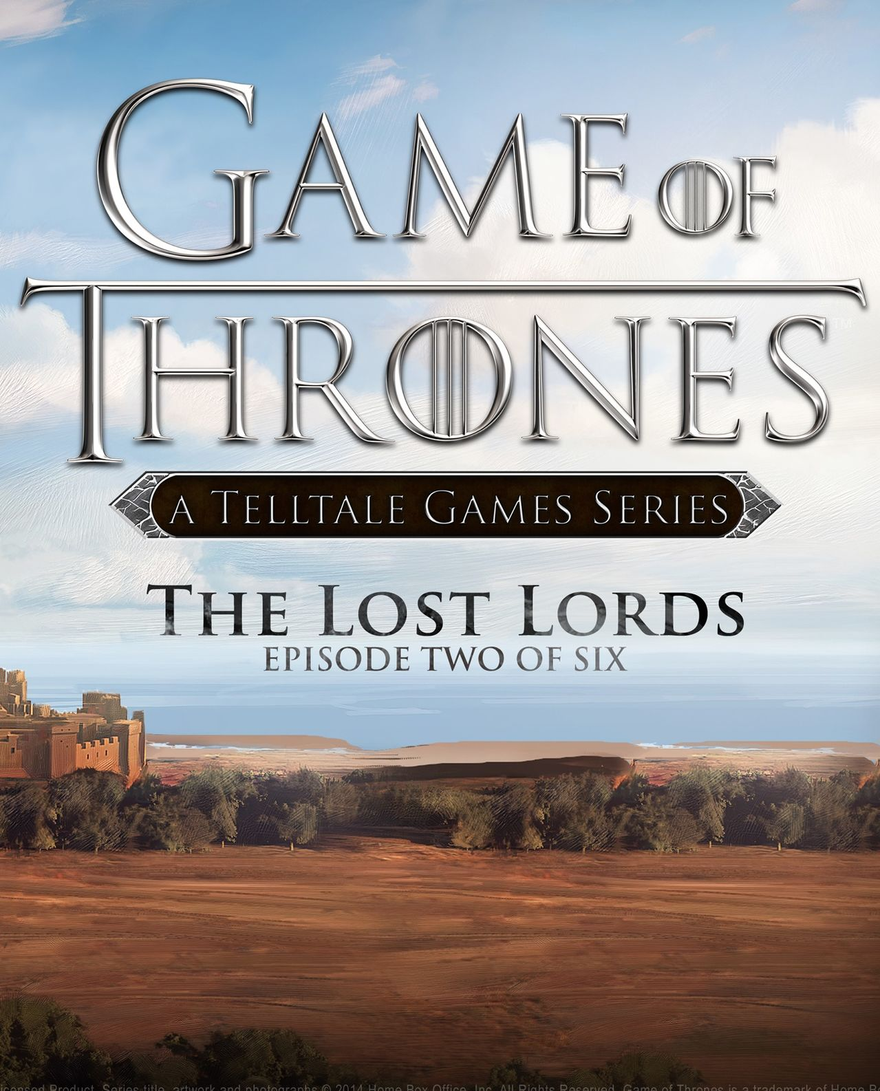 دانلود بازی Game of Thrones Episode 2 برای PC