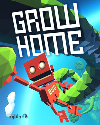 Grow Home pc cover small دانلود بازی Grow Home برای PC
