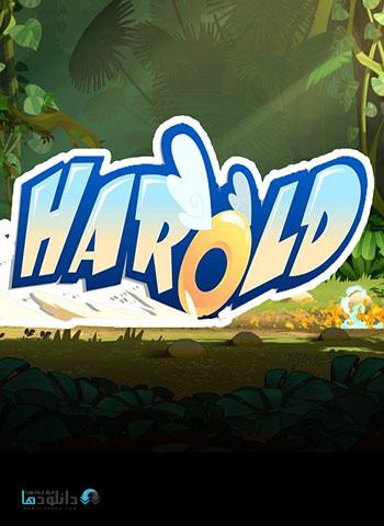 Harold pc cover دانلود بازی Harold برای PC