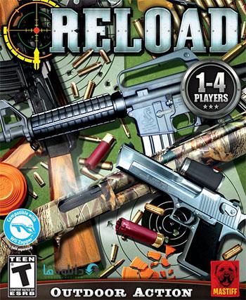 Reload pc cover small دانلود بازی Reload برای PC