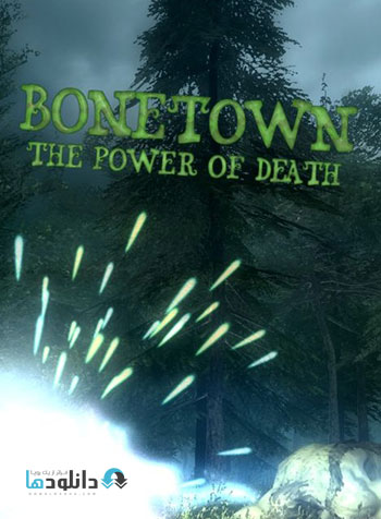 Bonetown The Power of Death pc cover دانلود بازی Bonetown The Power of Death برای PC