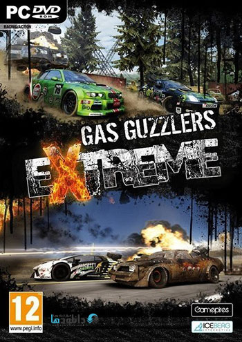 Gas Guzzlers Extreme Full Metal Zombie pc cover دانلود بازی Gas Guzzlers Extreme Full Metal Zombie برای PC