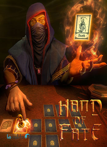 Hand of Fate pc cover دانلود بازی Hand of Fate برای PC