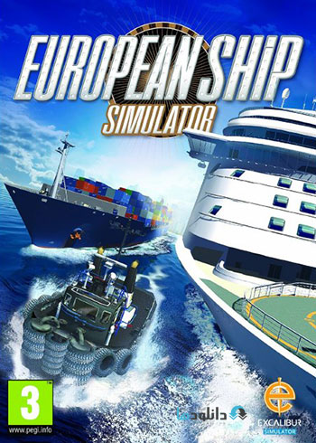 European Ship Simulator pc cover دانلود بازی European Ship Simulator برای PC