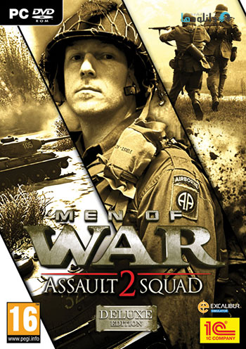 Men of War Assault Squad 2 Iron Fist pc cover دانلود بازی Men of War Assault Squad 2 Iron Fist برای PC