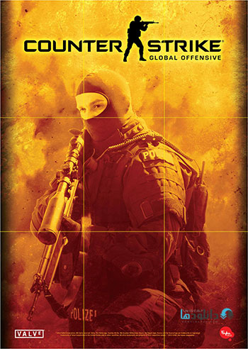 Counter Strike Global Offensive pc cover small دانلود بازی Counter Strike Global Offensive v1.34.7.2 برای PC