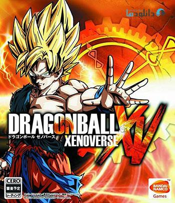 DRAGON BALL XENOVERSE pc cover دانلود بازی Dragonball Xenoverse برای PC