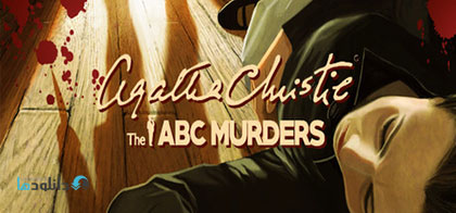 Agatha Christie The ABC Murders pc cover دانلود بازی Agatha Christie The ABC Murders برای PC