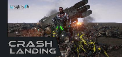 Crash Landing pc cover دانلود بازی Crash Landing برای PC
