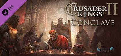 Crusader Kings II Conclave pc cover دانلود بازی Crusader Kings II Conclave برای PC