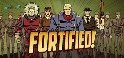 Fortified pc cover دانلود بازی Fortified برای PC