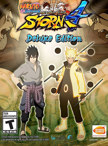 NARUTO SHIPPUDEN Ultimate Ninja STORM 4 pc cover small دانلود <a style=