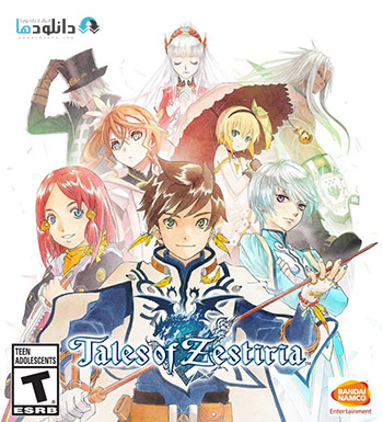 Tales Of Zestiria pc cover small دانلود بازی Tales Of Zestiria برای PC