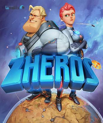 ZHEROS pc cover دانلود بازی ZHEROS برای PC