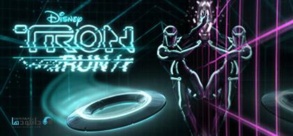 TRON RUNr pc cover دانلود بازی TRON RUNr برای PC