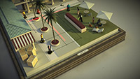 Hitman GO Definitive Edition screenshots 02 small دانلود بازی Hitman GO Definitive Edition برای PC
