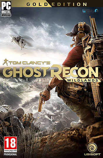 دانلود بازی Ghost Recon Wildlands Gold Edition برای PC