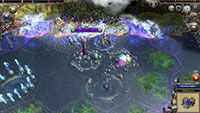Warlock 2 Wrath of the Nagas screenshots 03 small دانلود بازی Warlock 2 Wrath of the Nagas برای PC