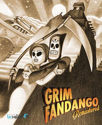 Grim Fandango Remastered pc cover دانلود بازی Grim Fandango Remastered برای PC