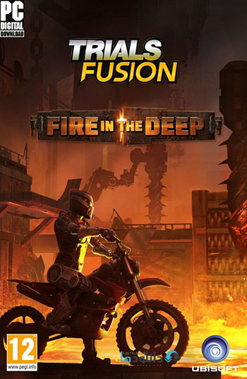 Trials Fusion Fire in the Deep pc cover small دانلود بازی Trials Fusion Fire in the Deep برای PC