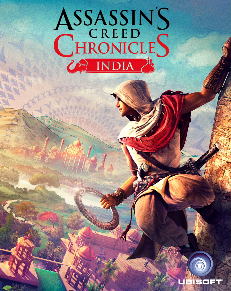 دانلود بازی Assassins Creed Chronicles India برای PC