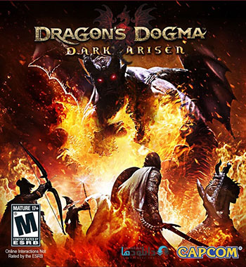 Dragons Dogma Dark Arisen pc cover small دانلود بازی Dragons Dogma Dark Arisen برای PC