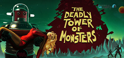 The Deadly Tower of Monsters pc cover دانلود بازی The Deadly Tower of Monsters برای PC