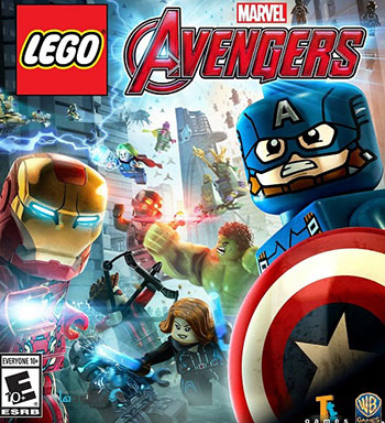 LEGO MARVELs Avengers pc cover دانلود بازی LEGO MARVELs Avengers برای PC