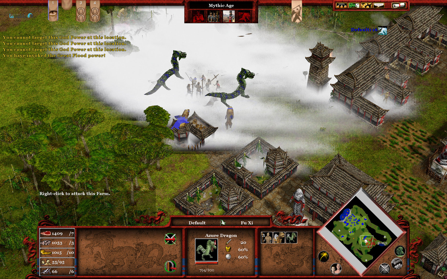 WatFile.com Download Free دانلود بازی Age of Mythology Extended Edition Tale of the