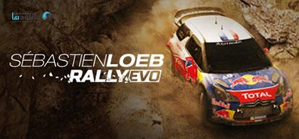 Sebastien Loeb Rally EVO pc cover دانلود بازی Sebastien Loeb Rally EVO برای PC