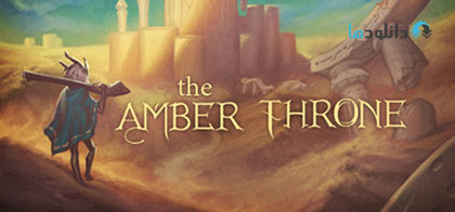 The Amber Throne pc cover دانلود بازی The Amber Throne برای PC