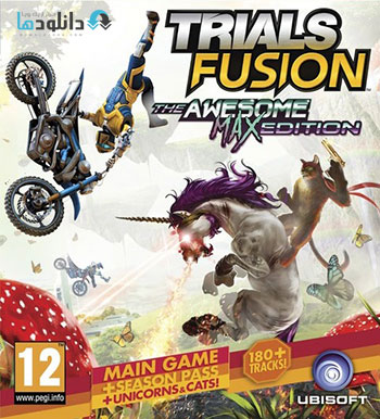 Trials Fusion Awesome Level Max Edition pc cover small دانلود بازی Trials Fusion Awesome Level Max Edition برای PC