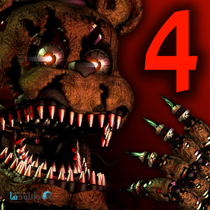 Five Nights at Freddys 4  pc cover دانلود بازی Five Nights at Freddys 4 برای PC