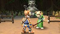 Legend of Kay Anniversary screenshots 03 small دانلود بازی Legend of Kay Anniversary برای PC