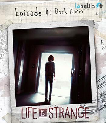 Life is Strange Episode 4 Dark Room pc cover small دانلود بازی Life Is Strange Episode 4 برای PC