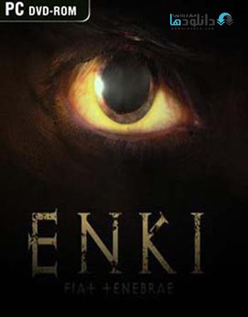 Enki pc cover دانلود بازی Enki برای PC