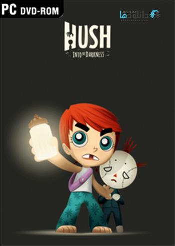 Hush pc cover دانلود بازی Hush برای PC